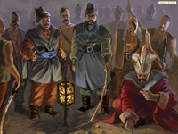 Ukrainian cossacks, rada, council, counsel, history